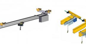 Sales brochure and user guide of crane set
